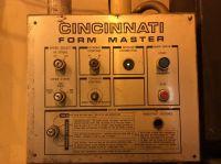 Hydraulische Abkantpresse CNC CINCINNATI 750 FM -12 1982-Bild 9