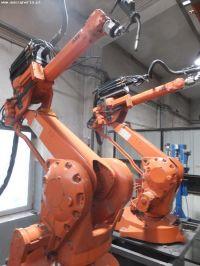 Robot ABB IRB 2400L 2008-Photo 8