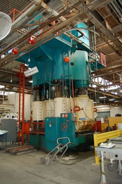 H Frame Hydraulic Press HPM S L 1951