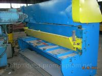 Mechanical Guillotine Shear STANKOIMPORT СТД-9