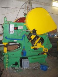 Ironworker machine STANKOIMPORT Н-5222