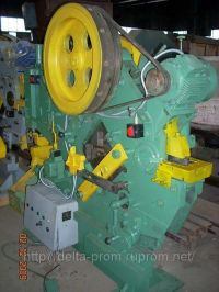 Ironworker Machine DOLINA НВ-5222 Б