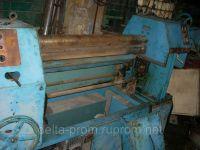 3-Walzen-Blecheinrollmaschine STANKOIMPORT 3х1000