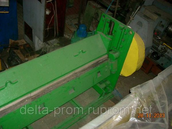 Folding maskin for metall STANKOIMPORT 4х2000 1980