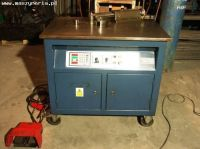 Biegemaschine für Stangen GLASER GSB 80-V