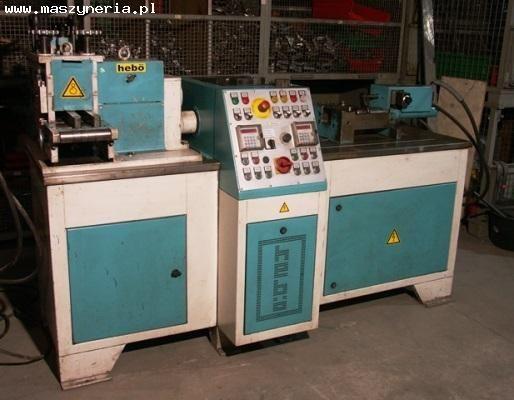Maszyna do elementów kutych HEBO STM 5 1990