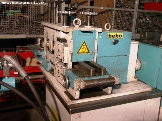 Maszyna do elementów kutych HEBO HPG 2 B 1990