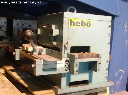 hebo machine cost