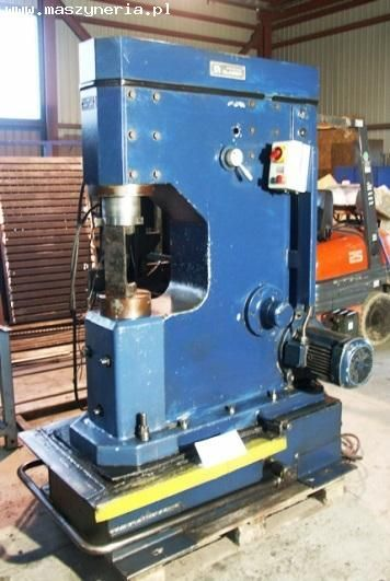 Single Frame Forging Hammer GLASER GSH 51 1990