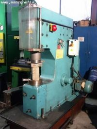 Single Frame Forging Hammer HEBO LM 60