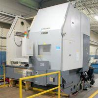 CNC Vertical Lathe OKUMA V 100 R