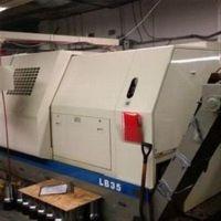 CNC Lathe OKUMA LB 35 II-SBB