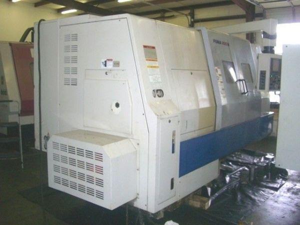 CNC soustruh DAEWOO PUMA 400 MB 2004