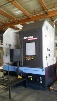 CNC Vertical Lathe DOOSAN VT 1100 M