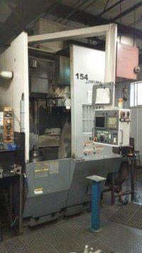Вертикальный токарный станок с ЧПУ (CNC) OKUMA V 60 RM