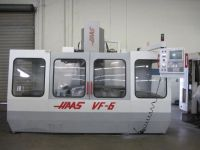CNC Vertical Machining Center HAAS VF 6