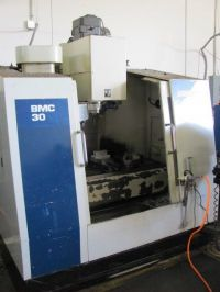 Centro de mecanizado vertical CNC HURCO BMC 30 M