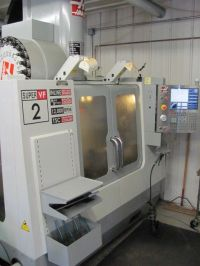 CNC Vertical Machining Center HAAS VF 2 SS