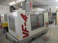 CNC Vertical Machining Center HAAS VF 4