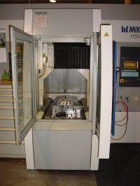 CNC Vertical Machining Center MIKRON HSM 700