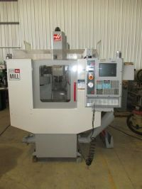 CNC Vertical Machining Center HAAS SUPER MINI MILL