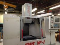 CNC Vertical Machining Center HAAS VF 1