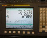 CNC de prelucrare vertical FEELER VMP 1100 2012-Fotografie 5