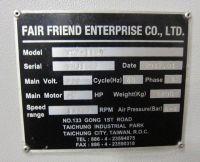 CNC de prelucrare vertical FEELER VMP 1100 2012-Fotografie 6