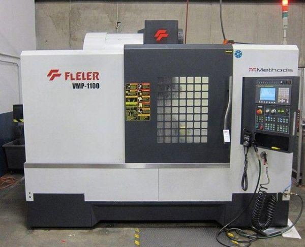 CNC de prelucrare vertical FEELER VMP 1100 2012