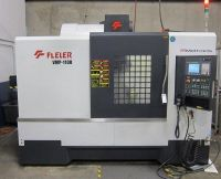 CNC vertikal fleroperationsmaskin FEELER VMP 1100