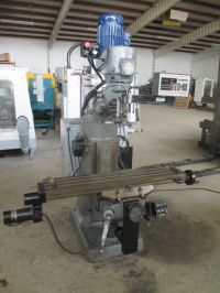 CNC Milling Machine BRIDGEPORT EZ TRAK SERIES I