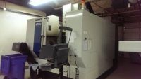 Centro de mecanizado vertical CNC HURCO VTXU