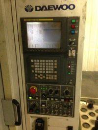 Horizontální obráběcí centrum CNC DAEWOO DHP 630 2001-Fotografie 3