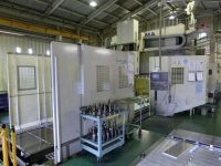 CNC μηχανή φρεζομηχανή OKUMA MCRB II