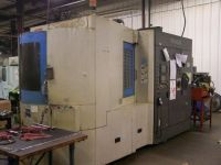 CNC Horizontal Machining Center TOYODA FA 400