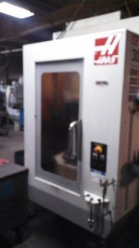 CNC Horizontal Machining Center HAAS EC 300