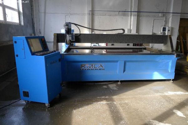 WaterJet 2D KIMLA STREAMCUT CNC 3216 2009