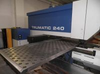 Punching Machine TRUMPF TRUMATIC 240 1987-Photo 2