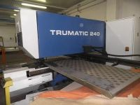 Punching Machine TRUMPF TRUMATIC 240