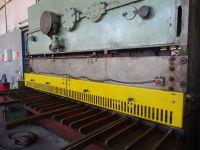 Mechanical Guillotine Shear STROJARNE PIESOK NTH 3150/10