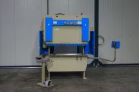 Prensa plegadora hidráulica LVD PPBL-H