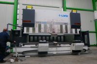 CNC Hydraulic Press Brake LVD PPEB Turbo EFL