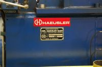 Čtyřválcová zakružovačka HAEUSLER VRM - HY 3000 x 60 2007-Fotografie 2