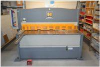 Hydraulic Guillotine Shear HACO SST 1504
