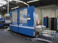 CNC Milling Machine Ki Heung KNC 1000 U