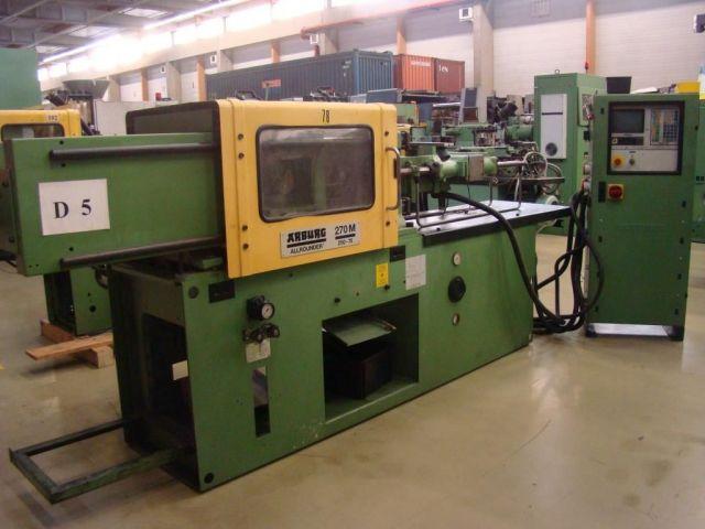 Kunststoffspritzgießmaschine ARBURG 270 M 250 - 75 1991