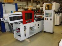 Plastics Injection Molding Machine ARBURG 250 - 75 - 220 D