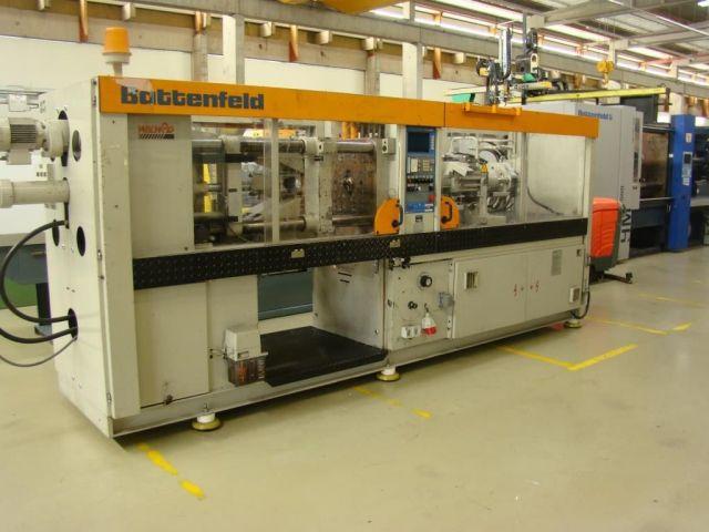 Kunststoffspritzgießmaschine BATTENFELD BK 1300 / 500 1989