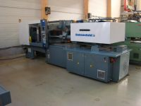 Plastics Injection Molding Machine BATTENFELD BK-T 2000 - 1000
