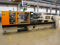 Plastics Injection Molding Machine BATTENFELD BAT 3200 / 1600